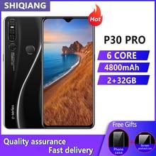 SOYES Mt6591m P30 Pro Mobile-Phone 32gb Hexa Core Face Recognition/fingerprint Recognition