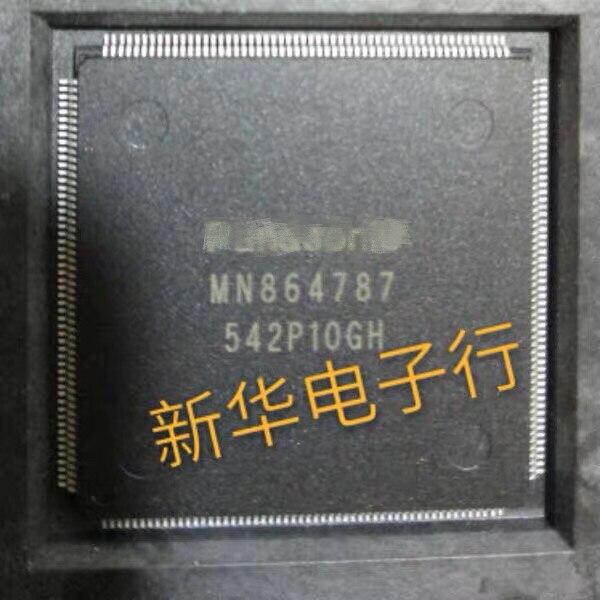 1PCS~5PCS/LOT  MN864787  QFP256  New Original