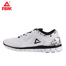 PEAK Running Shoes for Men Sports Sneakers Culture Peak Shoes for Man Light Comfort Fitness Sneakers EW7139H цена 2017
