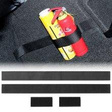 Cinturón de fijación de nailon para maletero de coche, accesorio para Daewoo Matiz Nexia Lanos Kalos Gentra Nubira espera Damas
