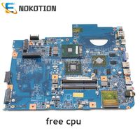 NOKOTION MBPPZ01001 48.4CG08.011 for Acer aspire 5738 laptop motherboard DDR3 1GB GPU free cpu