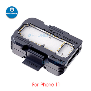 Image 5 - QIANLI iSocket for iPhone X XS XSMAX 11 11Pro Max Motherboard Test Fixture Double deck Motherboard Function Tester Platform