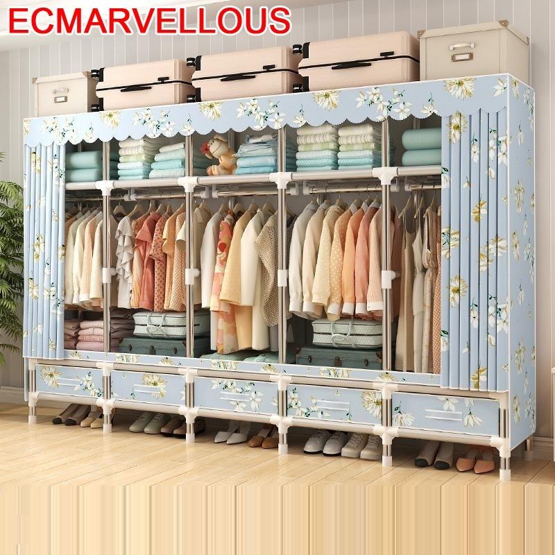 Rangement Chambre Dresser Ropero Mobili Szafa Armadio Guardaroba Armario font b Closet b font Bedroom Furniture