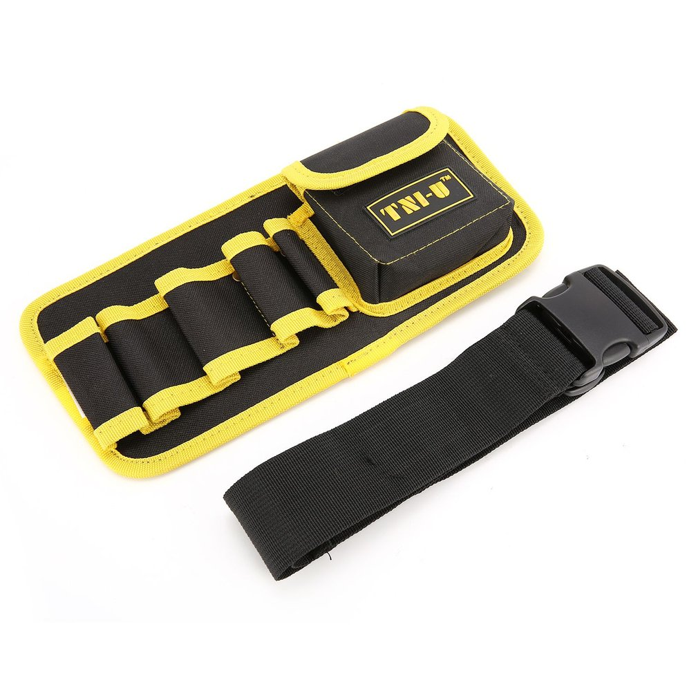 Multi-Functional Waist Package Tool Kit Organizer Bag Belt Hardware Electrical Pockets Construction Packs