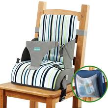 Chair-Pad 6-Types Seat Removable Furnitur-Booster Dining-Cushion Increased Adjustable