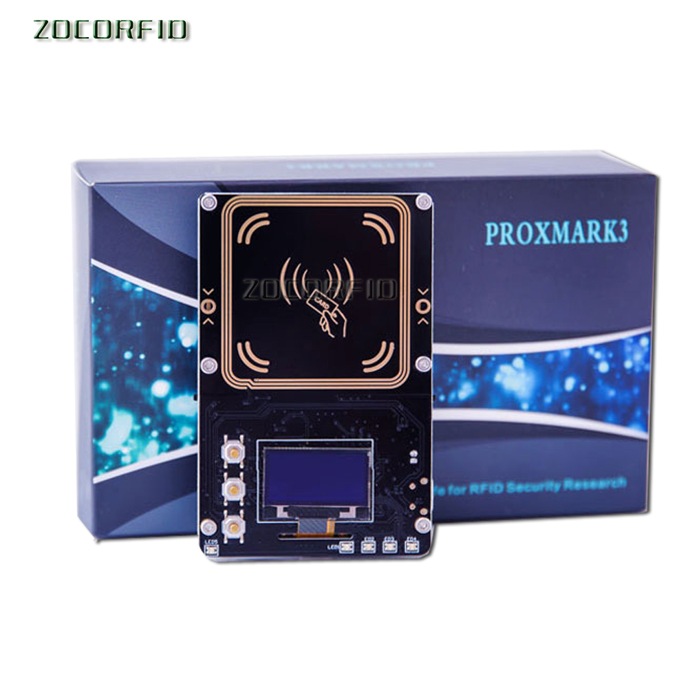 Ultimate Version Proxmark3 Develop Suit Master Proxmark Master RFID Reader Writer For Rfid Nfc Card Copier Clone Crack 2 USB Por