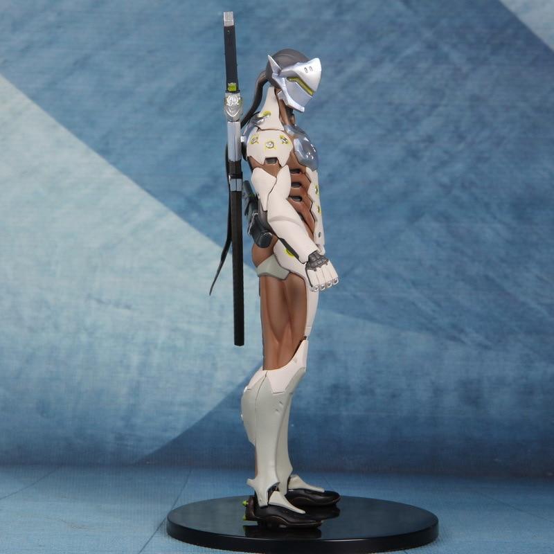 Overwatch Action Figure Shimada Genji Model Toys 3