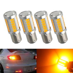 Car Signal Light Car 1157 Light Car 1157 7443 3157 LED Bulbs BAY15D 33SMD Turn Tail Brake Stop Backup Signal Light TXTB1