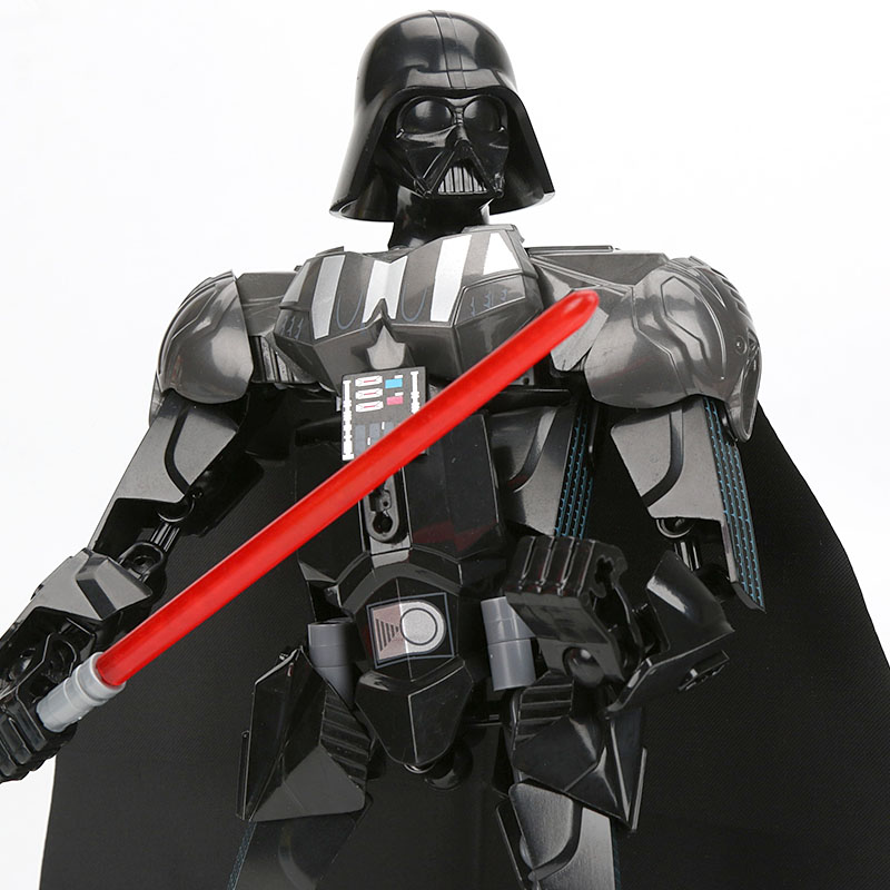 Blocks Star Wars Buildable Action Figure 19