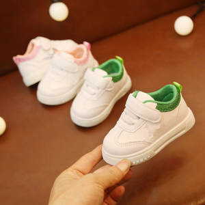 Toddler Shoes First-Walk-Sneakers Non-Slip Newborn Girls Baby Fashion Soft Warm And Cotton