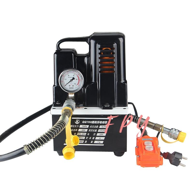 Portable Hydraulic Electric Pump ...