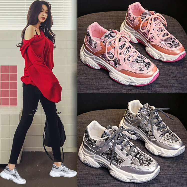 2020 Spring New Ladies Casual Fashion Vulcanized Shoes Women Spring Comfortable Breathable Women Sneakers Chaussures Femme