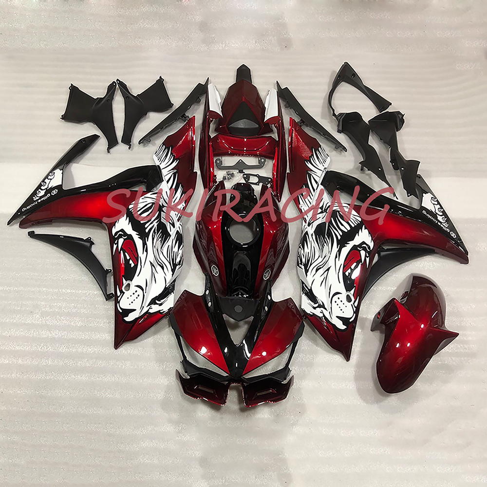 Motorcycle Fairing For YZF-R3 2014 2015 2016 2017 2018 Fairing Kit Bodywork ABS Plastic Injection Mould Fairing Kit Set