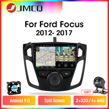 JMCQ 8 Core Mirror connection Car Radio Multimidia Video Player For Ford Focus 3 Mk 3 Salon 2012 2017 2 din RDS DSP with CANBUS