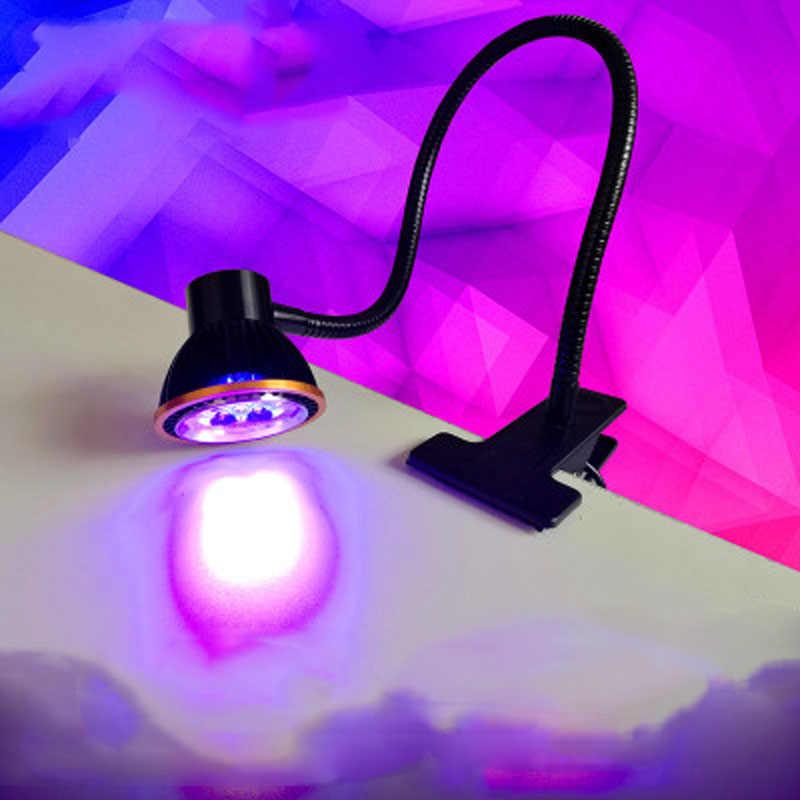 50W 395NM אורך גל UV UF נייל מייבש LED UV דבק ריפוי מנורת ירוק שמן סגול מניקור מנורת עבור ג 'ל לכה