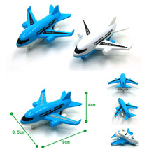 1PCS New durable Air Bus Model Kids Airplane Toy Planes for Children Diecasts & Toy Vehicles Resistance to falling