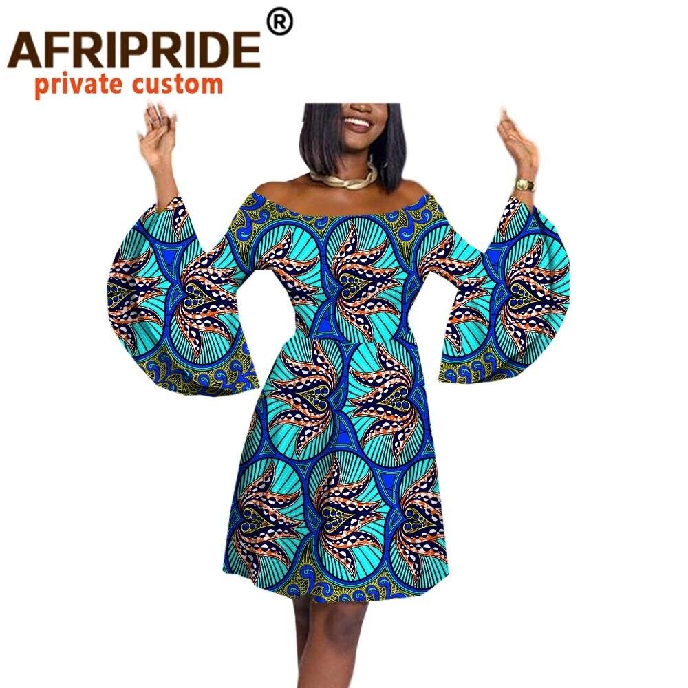AfricanAnkara dress