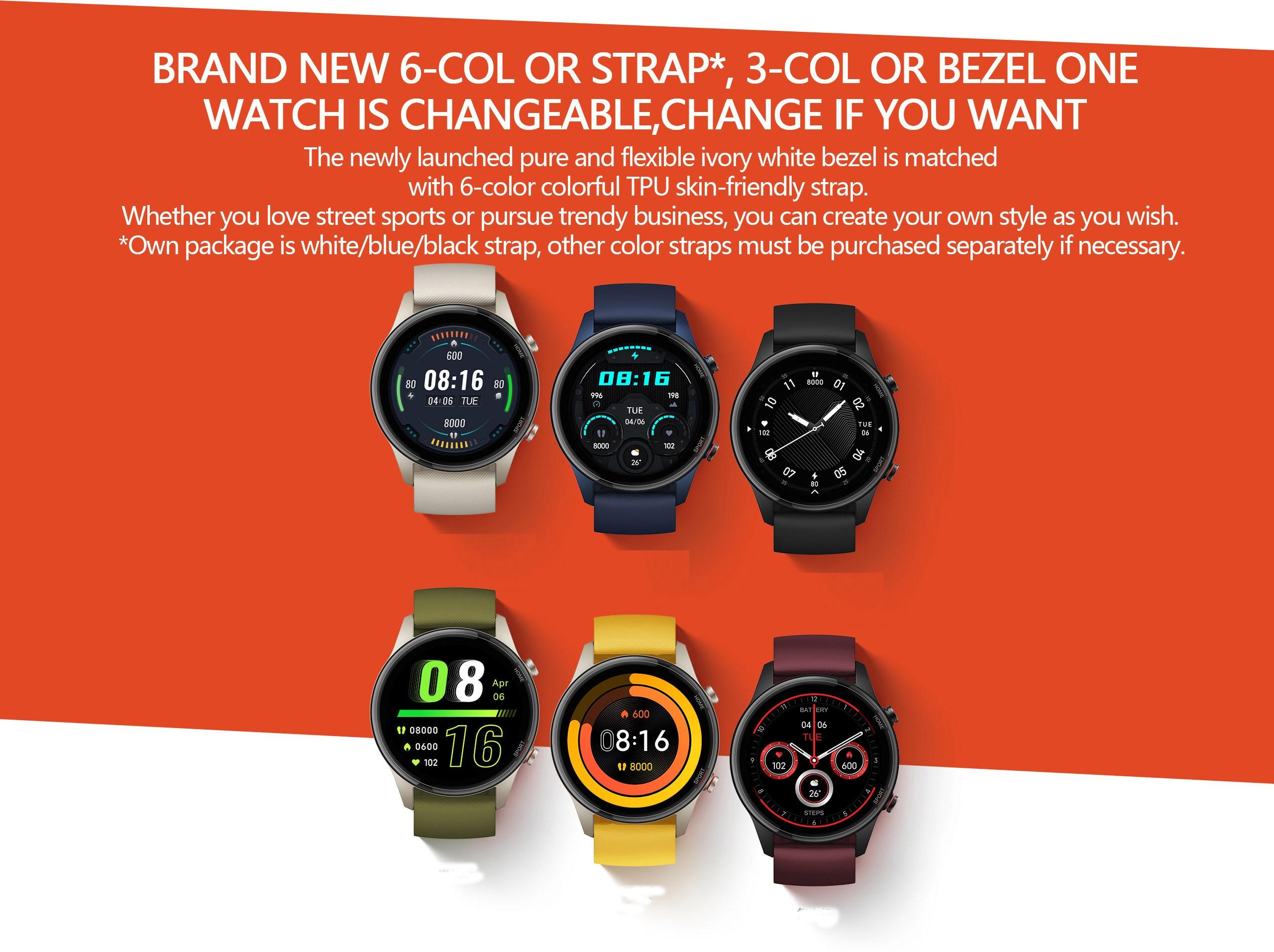 Xiaomi Watch Color Smartwatch