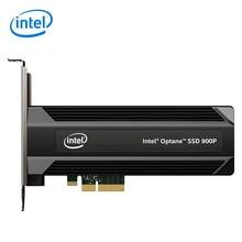 Intel Optane SSD 900P 시리즈 (AIC PCIe x4, 3D XPoint) 280GB 480GB 5 년 제한 보증 PC 데스크탑 용 2500 메가바이트/초