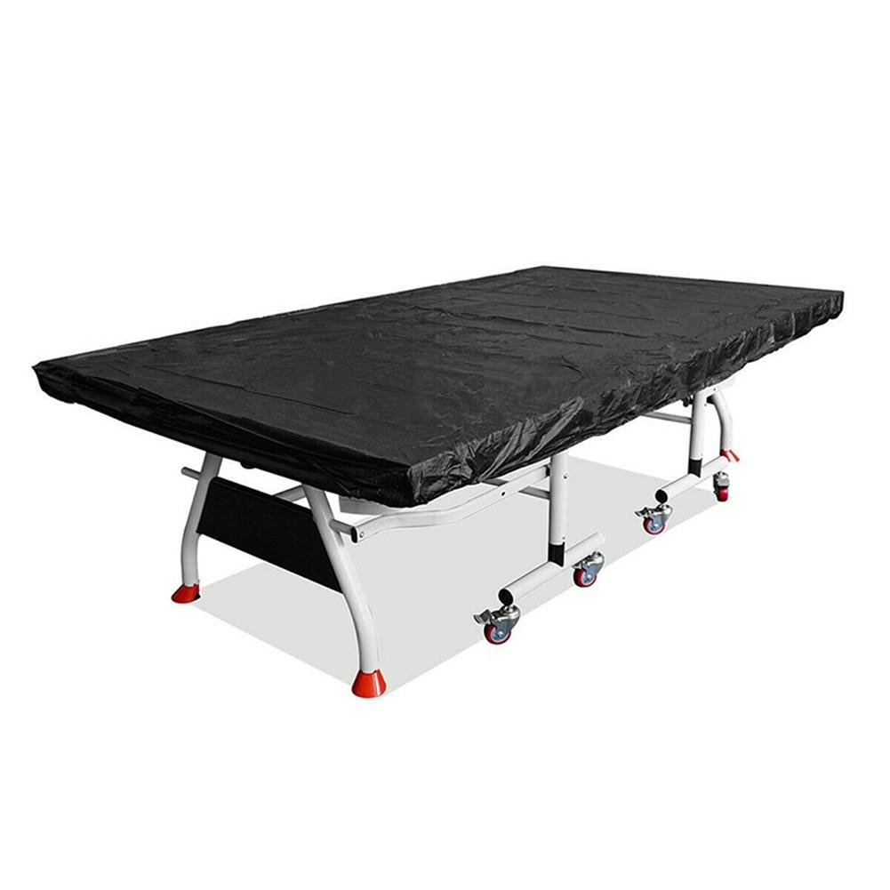 Hot Selling Tennis Pingpong Table Cover 280x150cm Waterproof Dustproof Protector For Indoor Outdoor