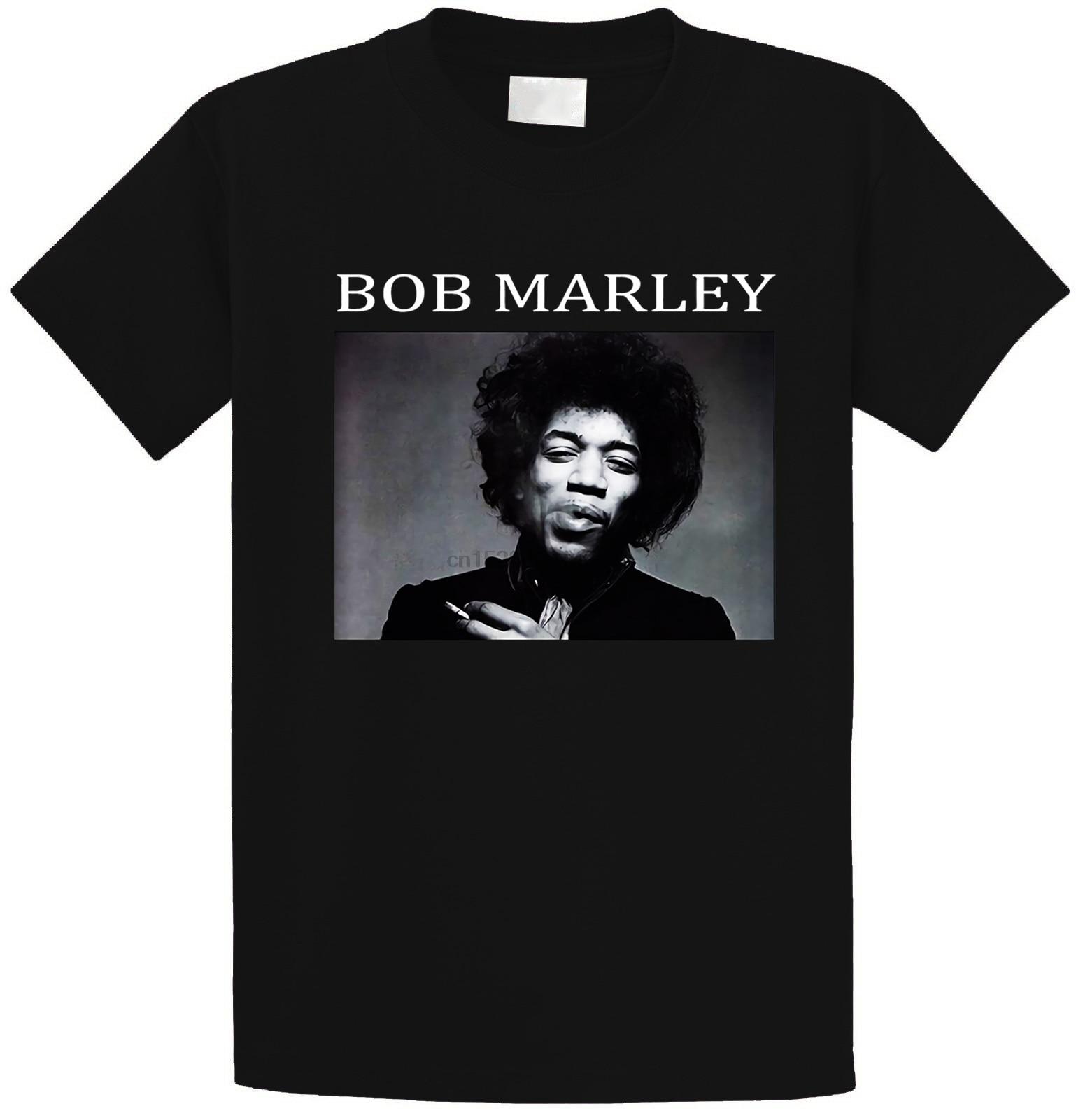 TRVPPY Damen T-Shirt Shirt Modell Bob Marley One Love Music XS-XXL