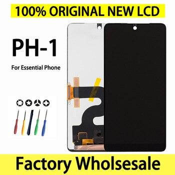 Oryginalny nowy wyświetlacz Lcd do niezbędnego PH-1 telefonu ekran wyświetlacza PH1 fabryka wyświetlacz hurtowy do niezbędnego ekranu telefonu Ph-1