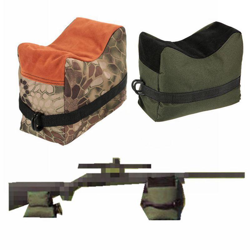 Shooting-Bag-Gun Sandbag Target-Stand Driver Bench Rifle-Rest Tack Front-Rear-Bag Hunting