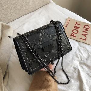 Chain Crossbody Bags for Women