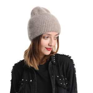 SBeanie Hat Knitted G...