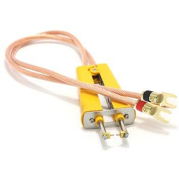 HHO-HB-71B Pulse Welding Spot Welding Pen Suitable for Battery Welding Machine Pure Copper Cable Alumina Copper Pin Spot Welder