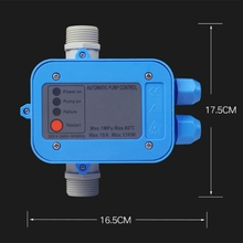 Controller Electronic Electric 220V Automatic Water Pump Pressure Switch on Off Easy to Operate to Maintain Pressure and Flow