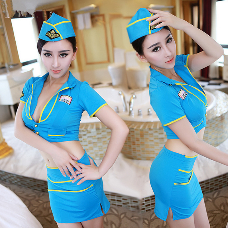 <font><b>blue</b></font> airline stewardess <font><b>costume</b></font> <font><b>for</b></font> girls <font><b>sexy</b></font> airline stewardess uniform <font><b>halloween</b></font> clothing <font><b>blue</b></font> <font><b>halloween</b></font> uniform <font><b>costume</b></font> image