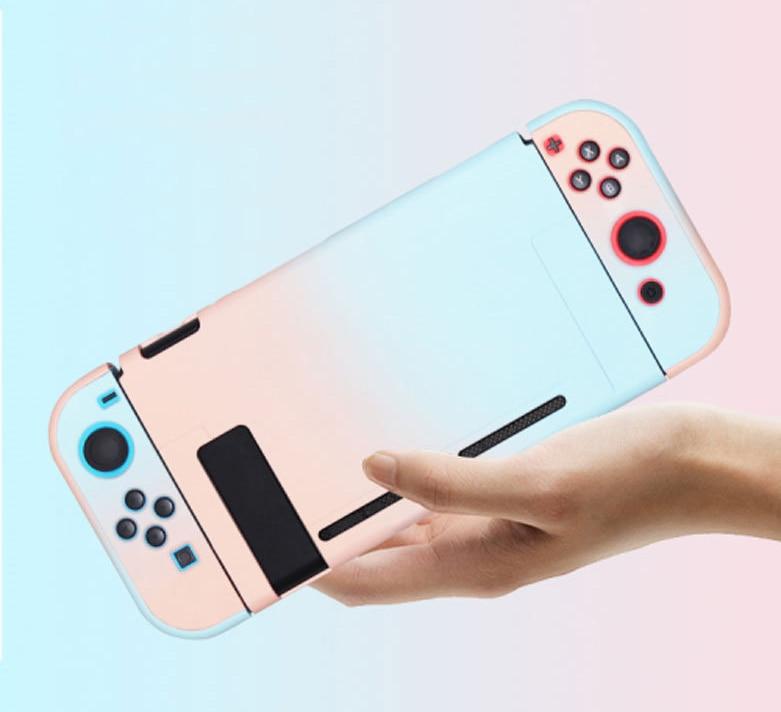 proteção completa para console nintendo switch acessórios