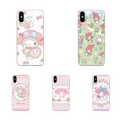 На Алиэкспресс купить чехол для смартфона pink cartoon my melody little twin stars pattern for xiaomi redmi note 2 3 3s 4 4a 4x 5 5a 6 6a pro plus tpu silicone case