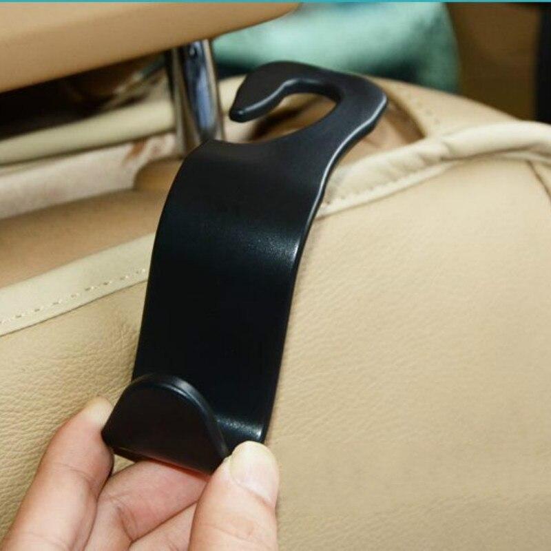 2020 1/2/4 шт Универсальный Автомобильный крючок на спинку сиденья
