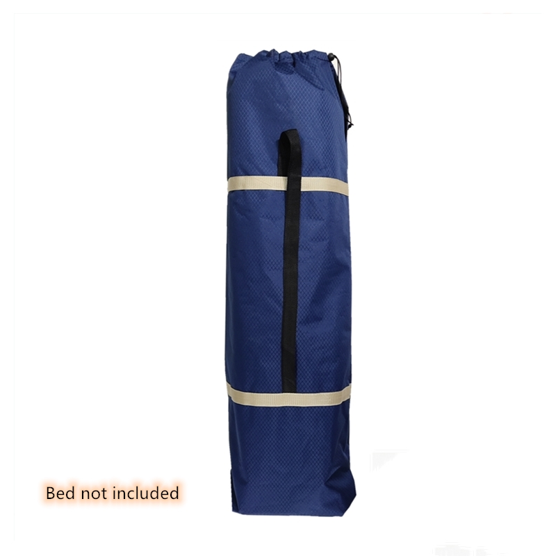 Ten-foot Folding Bed Lunchtime Special Dust Cover Outdoor Camping Bed Portable Bag Siesta Bed Thickening Storage Bag
