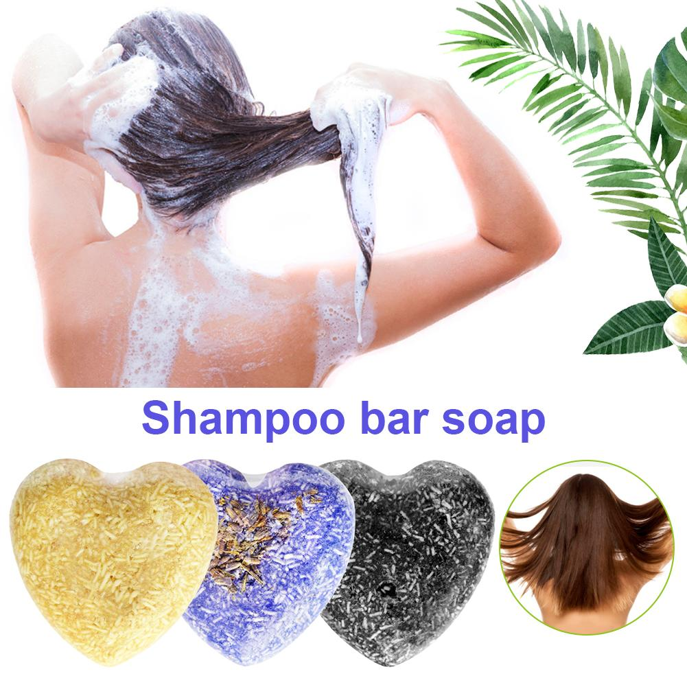 Hair Thickening Plant Shampoo Bar Enhance Hair Root Anti Hair Loss Treatment Hair Growth Restoration Shampoo Soap Hair Care image