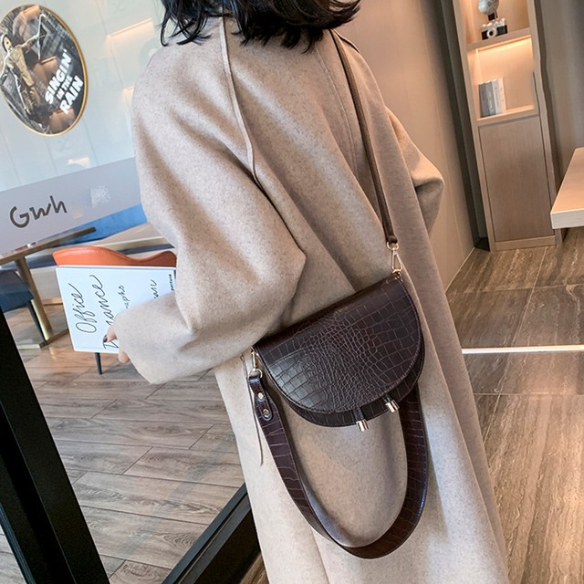 Shoulder Bag Women 2020 New Fashion Luxury Plush Satchel Casual Wild Small PU Leather Simple Shoulder Messenger Ladies Hand Bag Uncategorized Fashion & Designs Ladies Bags Luggage & Bags Women's Fashion
