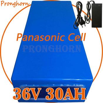 36V 500W bateria 36V 9Ah 12Ah 15Ah 18Ah 20Ah 24Ah 26Ah 30Ah baterie Ebike używać Panasonic komórka do roweru elektrycznego Bafang TSDZ2 tanie i dobre opinie Pronghorn 21-30ah 36 v Bateria litowa Panasonic 3 7V 2900mah power cell 10S3P 10S4P 10S5P 10S6P 10S7P 10S8P 10S9P 10S10P