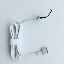 цена на NEW! Replacement 165cm T tip Magnetic MagSaf* 2 Cable Cord FOR Macbook Retina Pro Air 45W 60W 85W Power Adapter Charger