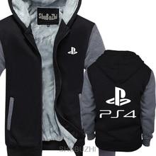 PLAYSTATION 4 PS4 hoodie Mens Gameing Funny Game Gift Present Top hoodie Cool Casual pride thick hoodies men Unisex sbz4540