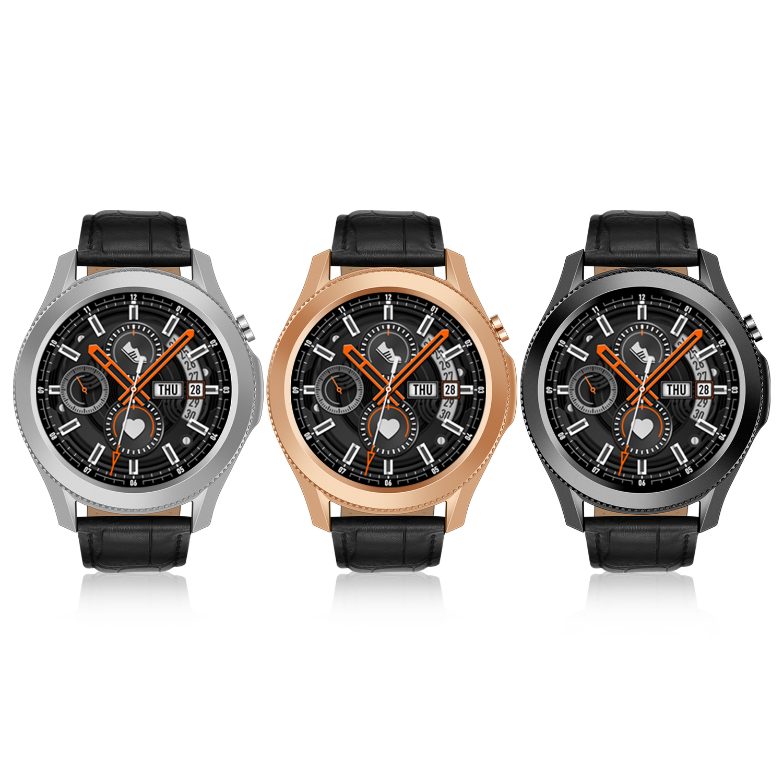 Galaxy W3 Smartwatch Fitness Tracker Bracelet Bluetooth Call Men's Smart Watch Waterproof IP68 Women's Watches for Huawei Xiaomi 6