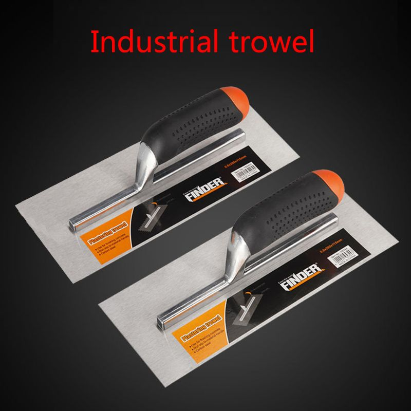 280x115MM Carbon Steel Concrete Finishing Float Trowel For Construction Tool Kit
