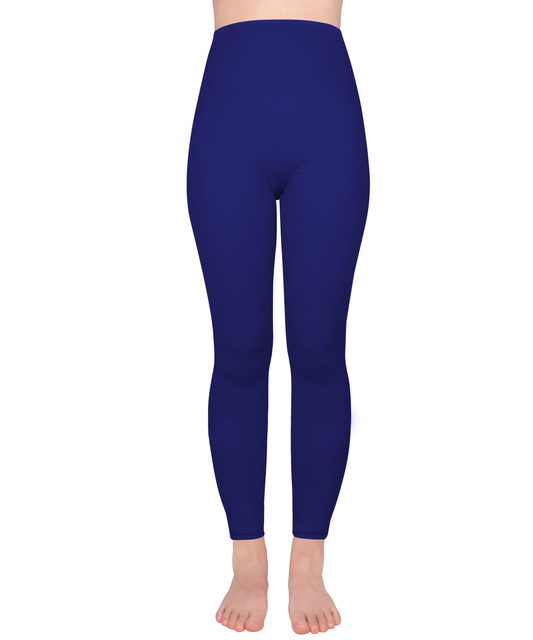 Seamless Solid Color Leggings 8