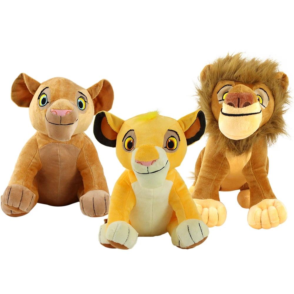 Movie The Lion King Nala Plush Doll Stuffed Animal Soft Toy Kids Christmas Gift