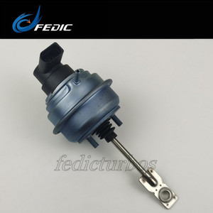 Image 1 - Turbocharger electronic actuator GT1446V 792290 Turbo wastegate for VW T5 Transporter 2.0TDI 62/75/103 Kw CAAA CAAB CAAC 2009
