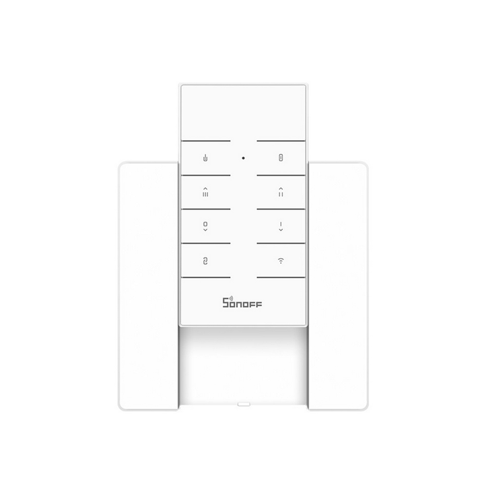Remote Controller Switch 2019 SONOFF RF Remote Control Switch Base for SONOFF RM433 8 Keys 433 MHz RF Smart Home Replacements