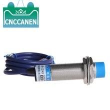 10mm Approach Sensor Capacitance Proximity NPN NC Switch DC 6-36V