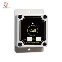 Супер сильный Водонепроницаемый солнцезащитный крем пылезащитный противоударный Беспроводной вызова Системы кнопка вызова пол кнопка вызова для завода