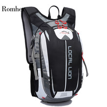 Romher Waterproof Cycling Backpack 20L Outdoor Enquipment Bike Bag Sports Backpack Outdoor Cycling Backpack Riding Bicycle Bag